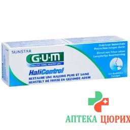 Gum Sunstar Halicontrol Zahnpasta 75мл