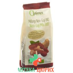OPTIMYS NUSS-GOJI-MIX BIO