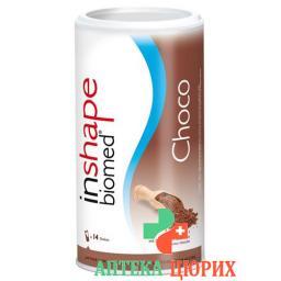 Иншэйп Биомед шоколад 420 грамм