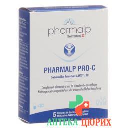 Pharmalp Pro-c Probiotika в капсулах 30 штук