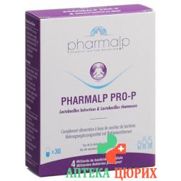 Pharmalp Pro-p Probiotika в капсулах 30 штук