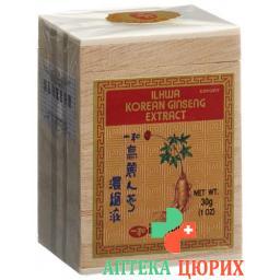 Корейский женьшень 30 грамм экстракт 100%