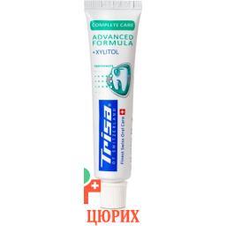 Trisa зубная паста Intensive Care в тюбике 15мл