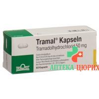 Tramal 50 mg 60 Kaps