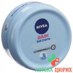 Nivea Baby Soft крем 200мл
