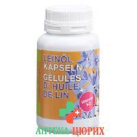 Фитомед льняное масло органическое 500 мг + витамин К2 180 капсул