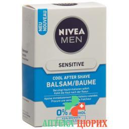 Nivea Men Sensitive Cool After Shave бальзам 100мл