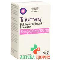 Триумек 30 таблеток покрытых оболочкой