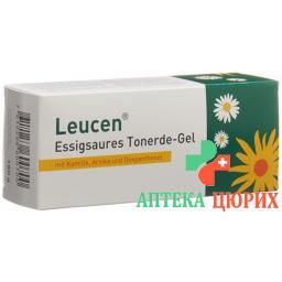 Leucen Essigsaures Tonerde-Gel в тюбике 180г