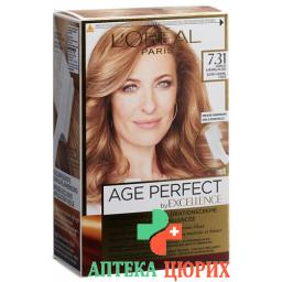Excellence Age Perfect 7.31 Dunkles Caramel Blond