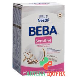 Beba Sensitive Ab Geburt 600г