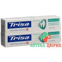 Trisa зубная паста Intensive Care Duo 2x 75мл