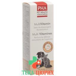 Фа  мультивитаминный раствор для собак и кошек 100 мл