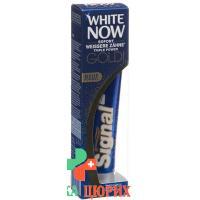 Signal зубная паста White Now Gold 75мл