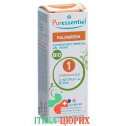 Puressentiel Palmarosa эфирное масло Bio 10мл