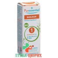 Puressentiel Basilikum эфирное масло Bio 5мл