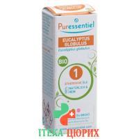 Puressentiel Eucalyptus Globulus эфирное масло Bio 10мл