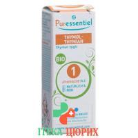 Puressentiel Thymol-Thymian эфирное масло Bio 5мл