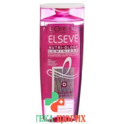 Elseve Nutri-Gloss Luminizer шампунь 250мл