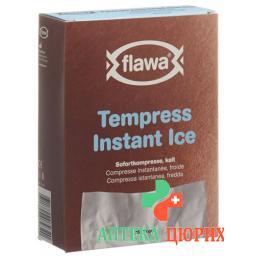 Flawa Tempress Instant Ice Sofortkompresse Kalt 15x21см