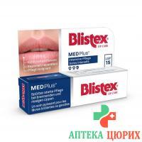 Блистекс МедПлюс губная помада 4,25 г