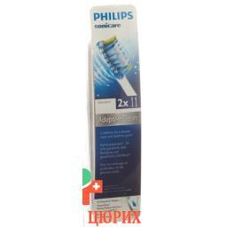 Philips Sonicare Ersatzbursten Adaptive Clean Hx9042/07 2 штуки