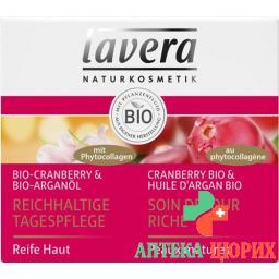 Lavera Reichhaltige Tagespflege Cranberry 50мл