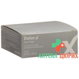 Dolor-x Sport Tape 2см X 10m Weiss