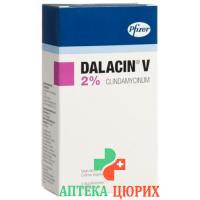 ДалацинVвагинальный крем 2%тюбик 20 г