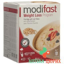 Модифаст программа потери веса овсяная каша8x55 грамм