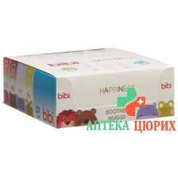 Bibi Nuggi Happin Densil 0-6 Ring Mama Sva 6 штук