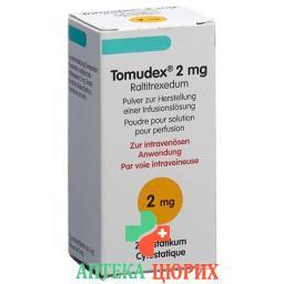 Томудекс сухое вещество 2 мг