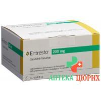 Энтресто 200 мг 168 таблеток покрытых оболочкой