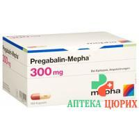 Прегабалин Мефа 300 мг 168 капсул