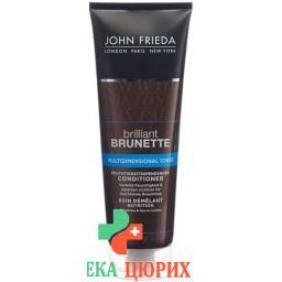 John Frieda Brilliant Brunette Multid Cond 250мл