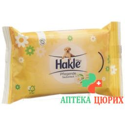 Hakle Feucht Pflegende Sauberkeit Travel 12 штук