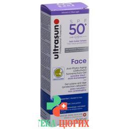 Ultrasun Face Sonnenschutzfaktor 50+ 50мл