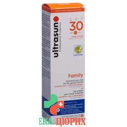 Ultrasun Family SPF 30 100мл