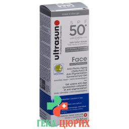 Ultrasun Face Anti-Pigmentation SPF 50+ 50мл