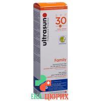 Ultrasun Family SPF 30 150мл