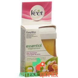 Veet Easywax Wachsnachfuellpatrone Sensitive 50мл