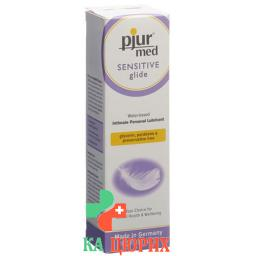 Pjur Med Sensitive Glide бутылка 100мл