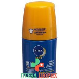 Nivea Sun Protect&moisture Roll-On LSF 30 50мл