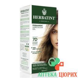 Herbatint Haarfarbegel 7d Gold Blond 150мл