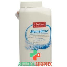 Jentschura Meinebase Korperpflegesalz 2750г