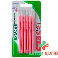 Gum Sunstar Bi-Direction Iso 1 1.2мм Con Ros 6 штук