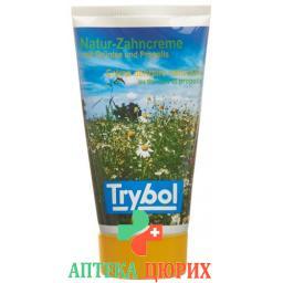 Trybol Natur зубная паста Gruntee Propolis в тюбике 150мл