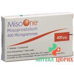 MISOONE TABL 400MCG