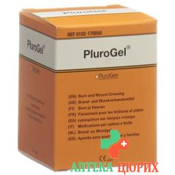PLUROGEL BRAND- & WUNDGEL DS