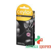 Ceylor Goldband Praservativ 6 штук